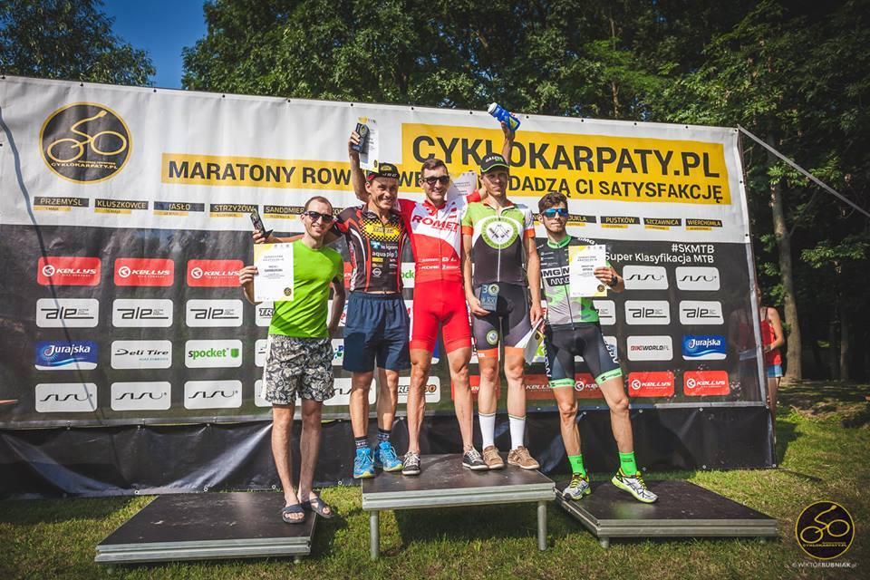 Sebastian Opoka (DMG MORI Cyklo Trener Team) - Cyklokarpaty, Pruchnik 2016 2