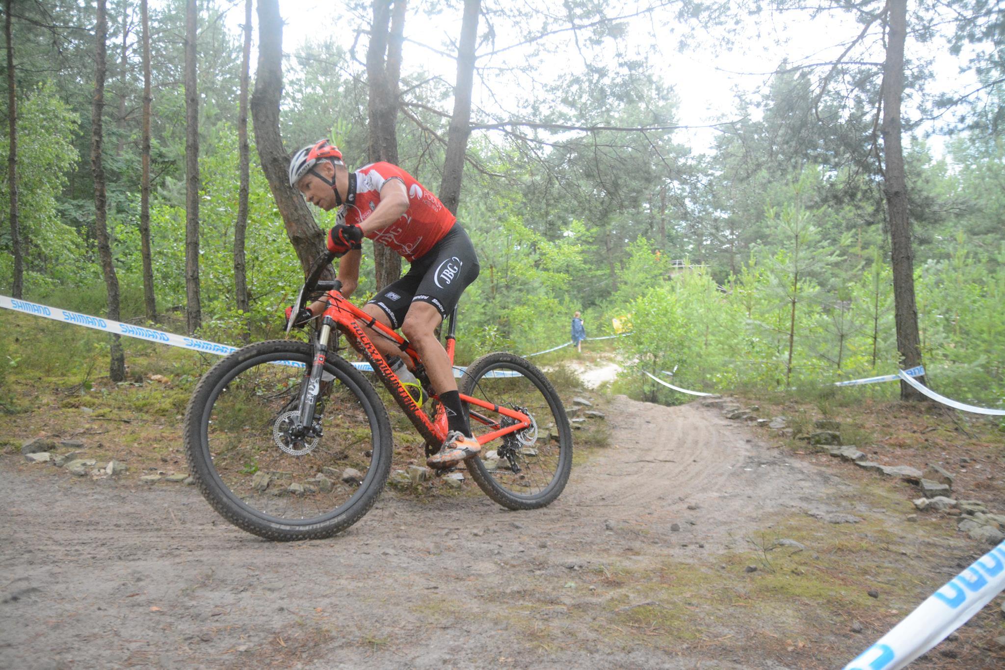 Wojciech Halejak (JBG-2 Professional MTB Team) – Mistrzostwa Polski XCO, Gielniów