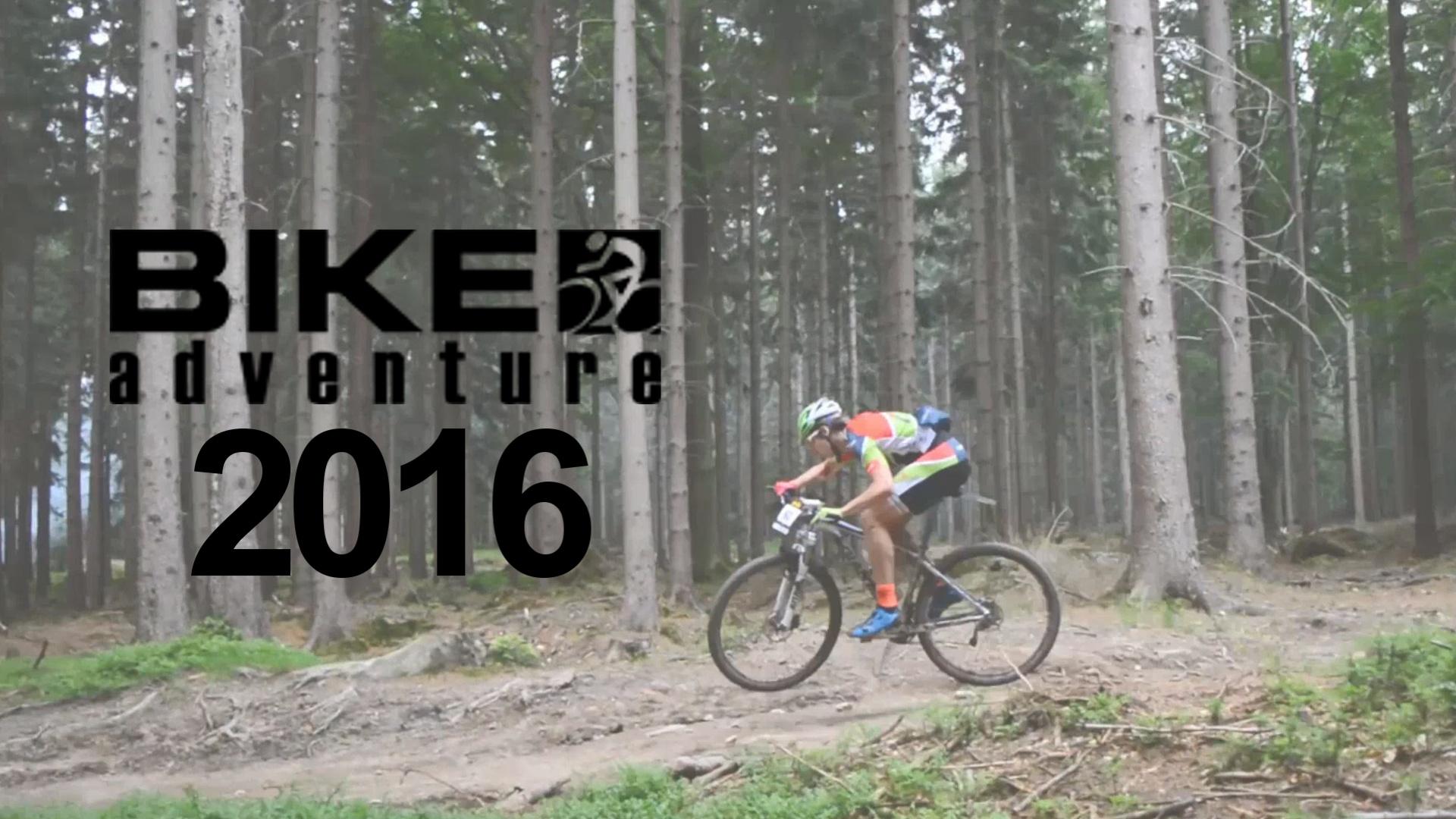 Bike Adventure, Szklarska Poręba 2016 [wideo]