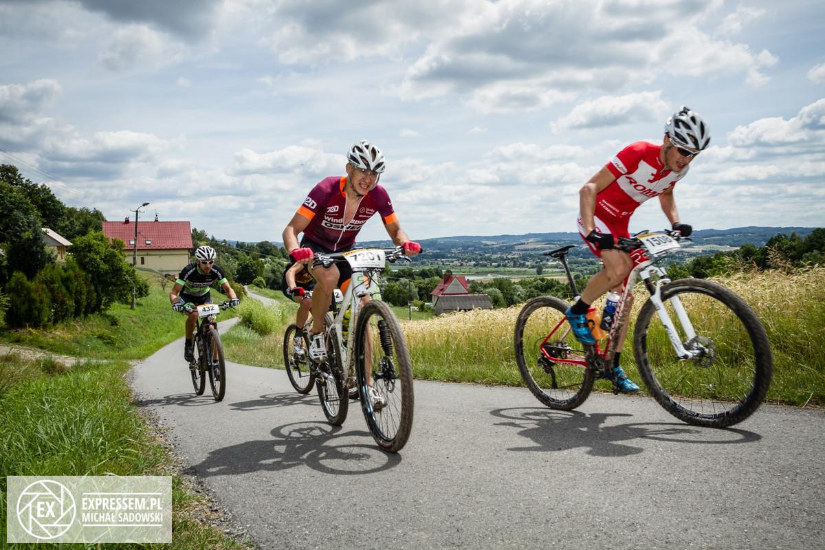 Dominik Grządziel (Romet MTB Team) – Bike Maraton, Szklarska Poręba / Cyklokarpaty, Wojnicz