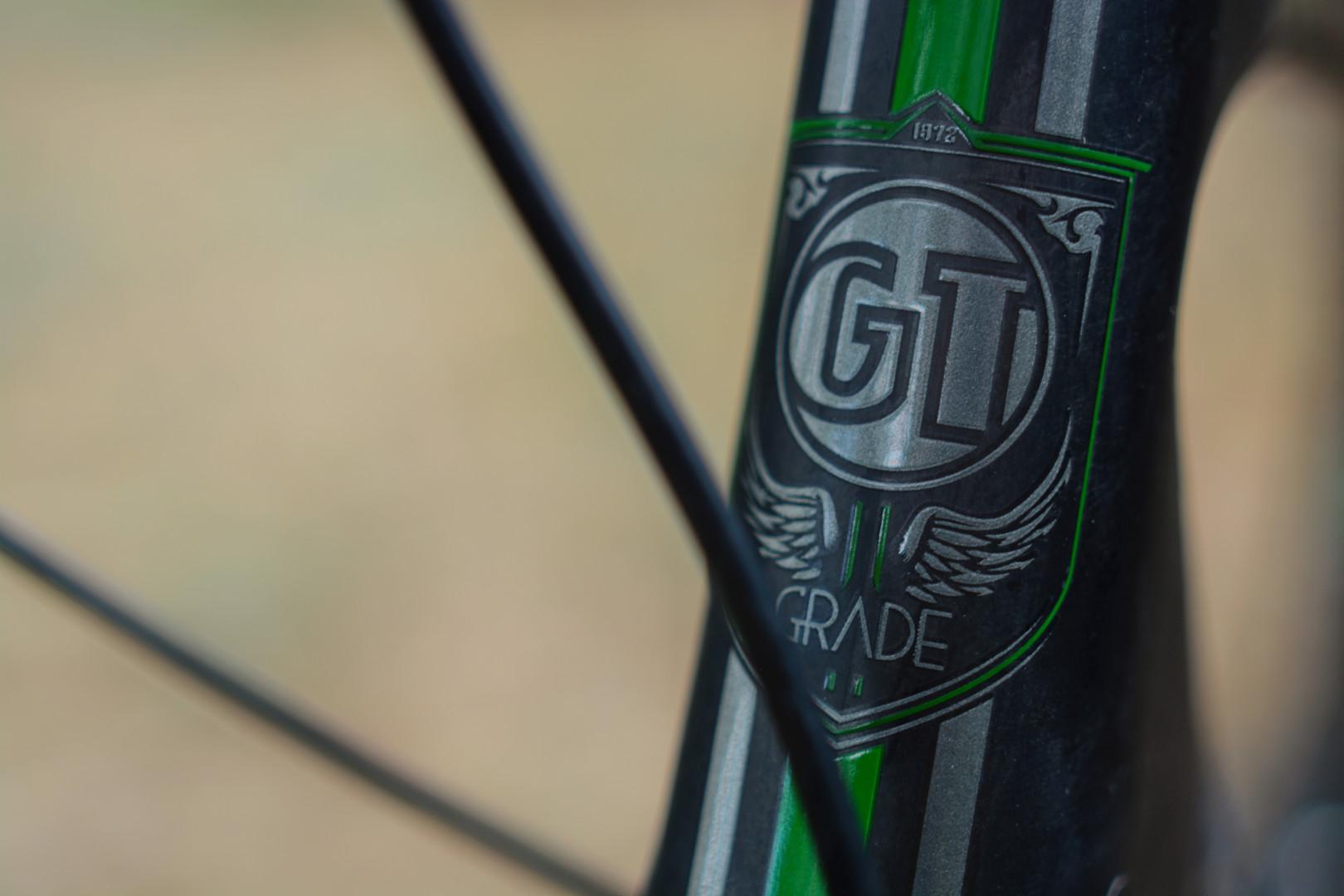 GT Grade Carbon 105