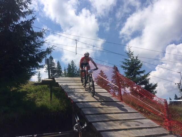 Kornel Osicki (OK Racing) – Paltinis MTB Project UCI C2,Rumunia