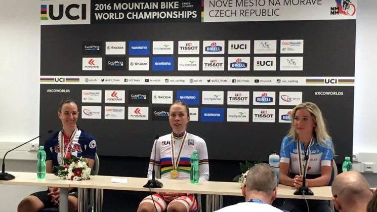 mistrzostwa świata kolastwo górskie konferencja prasowa elita kobiet 2016 nove mesto na morave