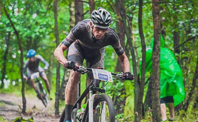 Bartosz Kołodziejczyk (Euro Bike Kaczmarek Electric Team) – Bike Cross Maraton Gogol MTB, Czerwonak