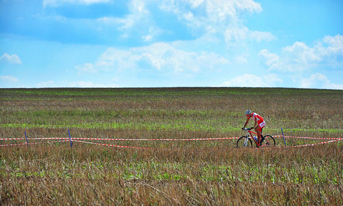 Bartosz Janowski (Romet Racing Team) - Bike Maraton, Obiszów 2016 1