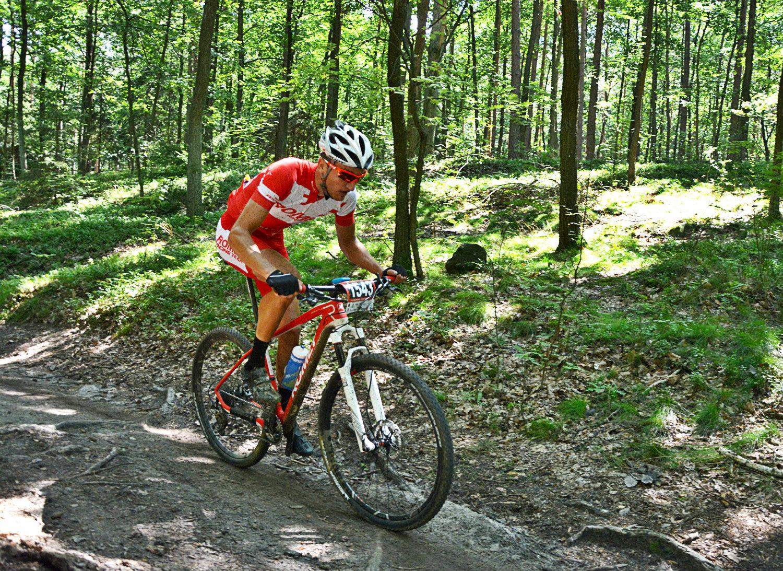 Bartosz Janowski (Romet MTB Team) – Bike Maraton, Obiszów