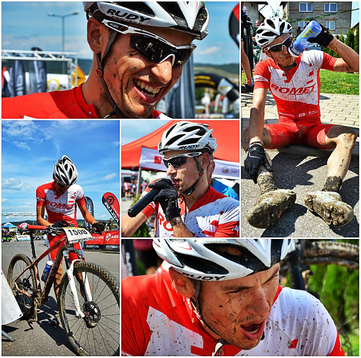 Dominik Grządziel (Romet Racing Team) - Cyklokarpaty, Dukla 2016 1