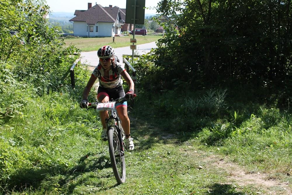 Ewa Kołodziej (Airbike Prolog Jabłonna) – MTB Cross Maraton, Bodzentyn 2016 2