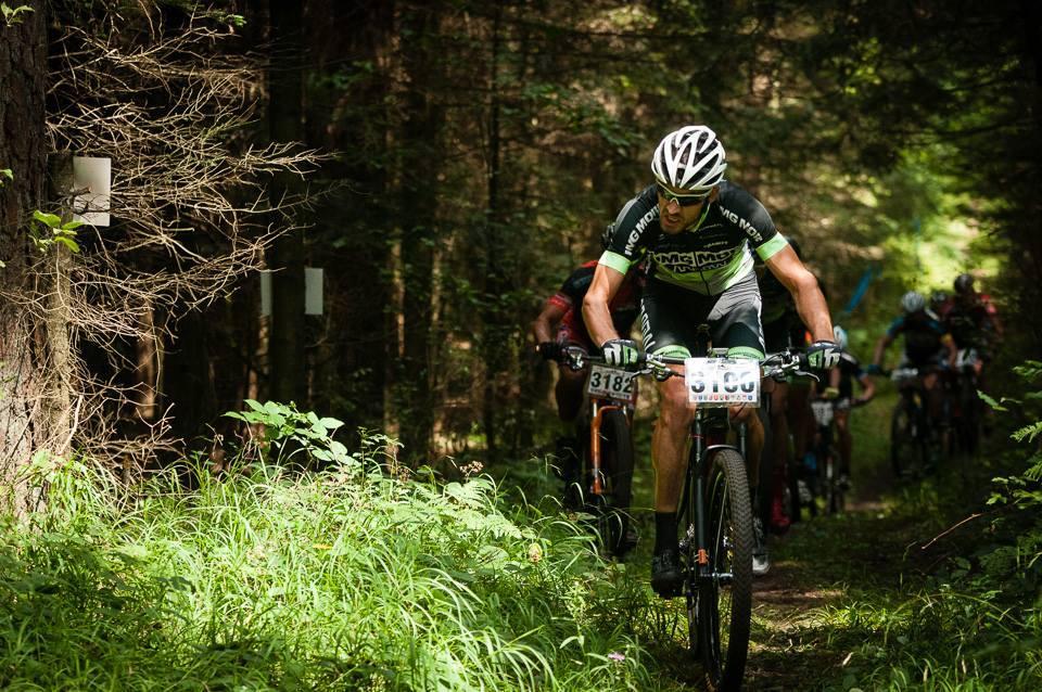 Kamil Pomarański (DMG MORI Cyclo Trener Team) – MTB Cross Maraton, Morawica