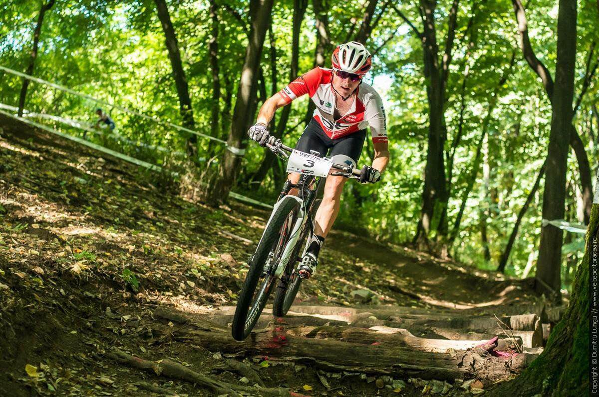 Kornel Osicki (OK Racing) – Crater MTB UCI C2, Rumunia