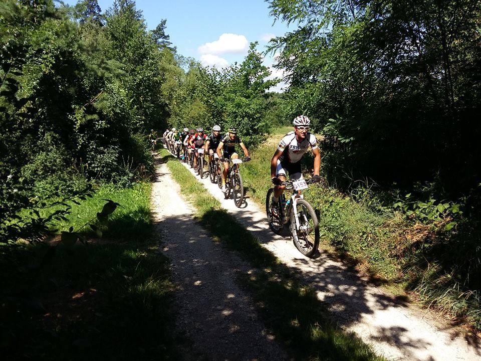 Mariusz Marszałek (Trybik Northwave Team) – MTB Cross Maraton, Morawica