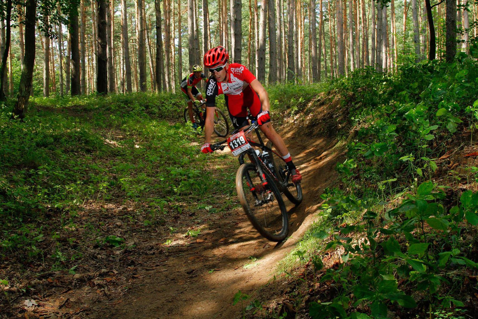 Mikołaj Dziewa (SGR Specialized) – Bike Maraton, Obiszów