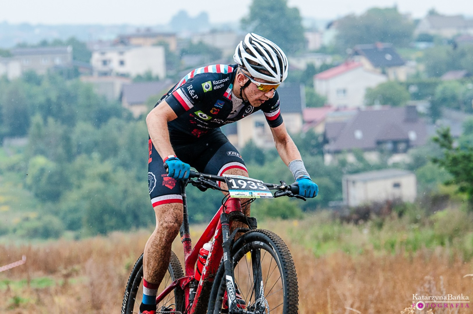 Marek Konwa wygrywa Bike Atelier MTB Maraton w Psarach