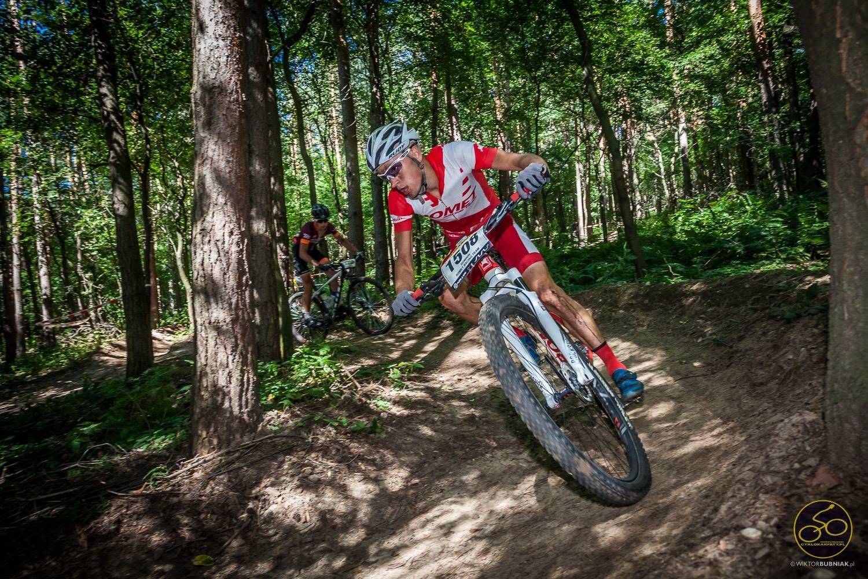 Dominik Grządziel (Romet MTB Team) – Cyklokarpaty, Pustków