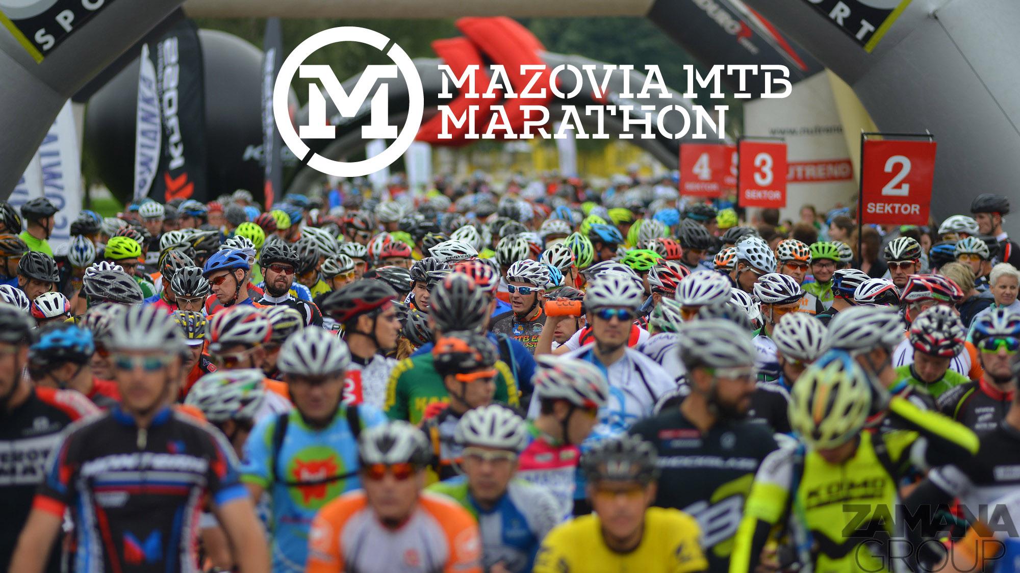 Mazovia MTB Marathon w Brodnicy