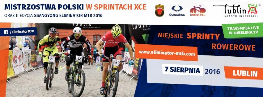 Sprinterskie zmagania w Lublinie