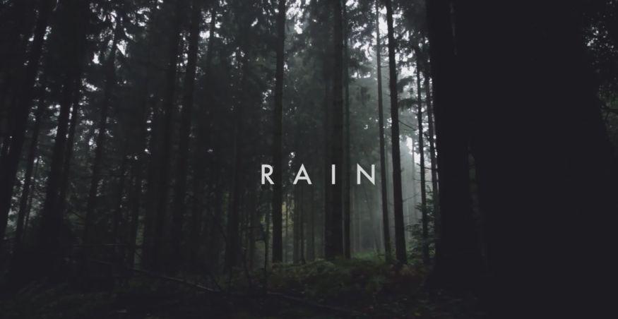 RAIN [wideo]