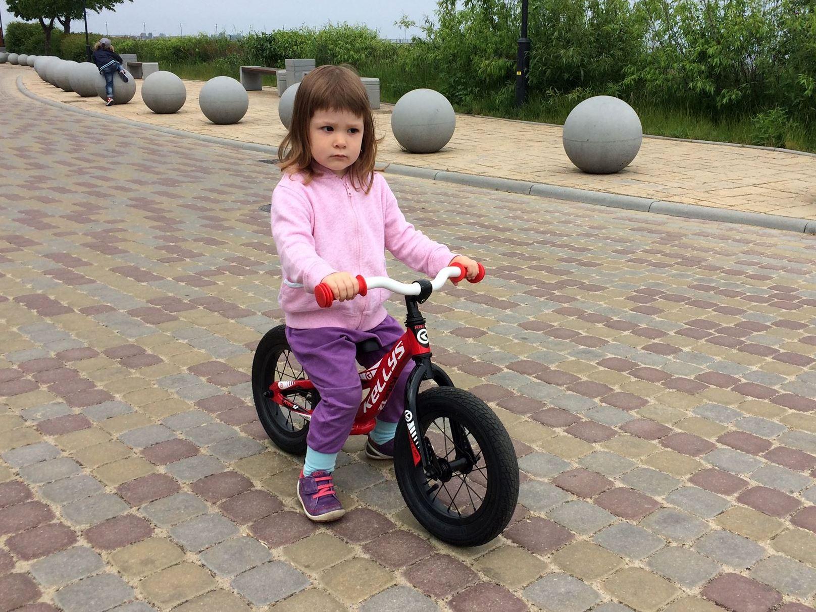 Rower biegowy Kellys Kite 12