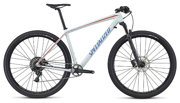 rower górski specialized epic hardtail comp carbon world cup 2017