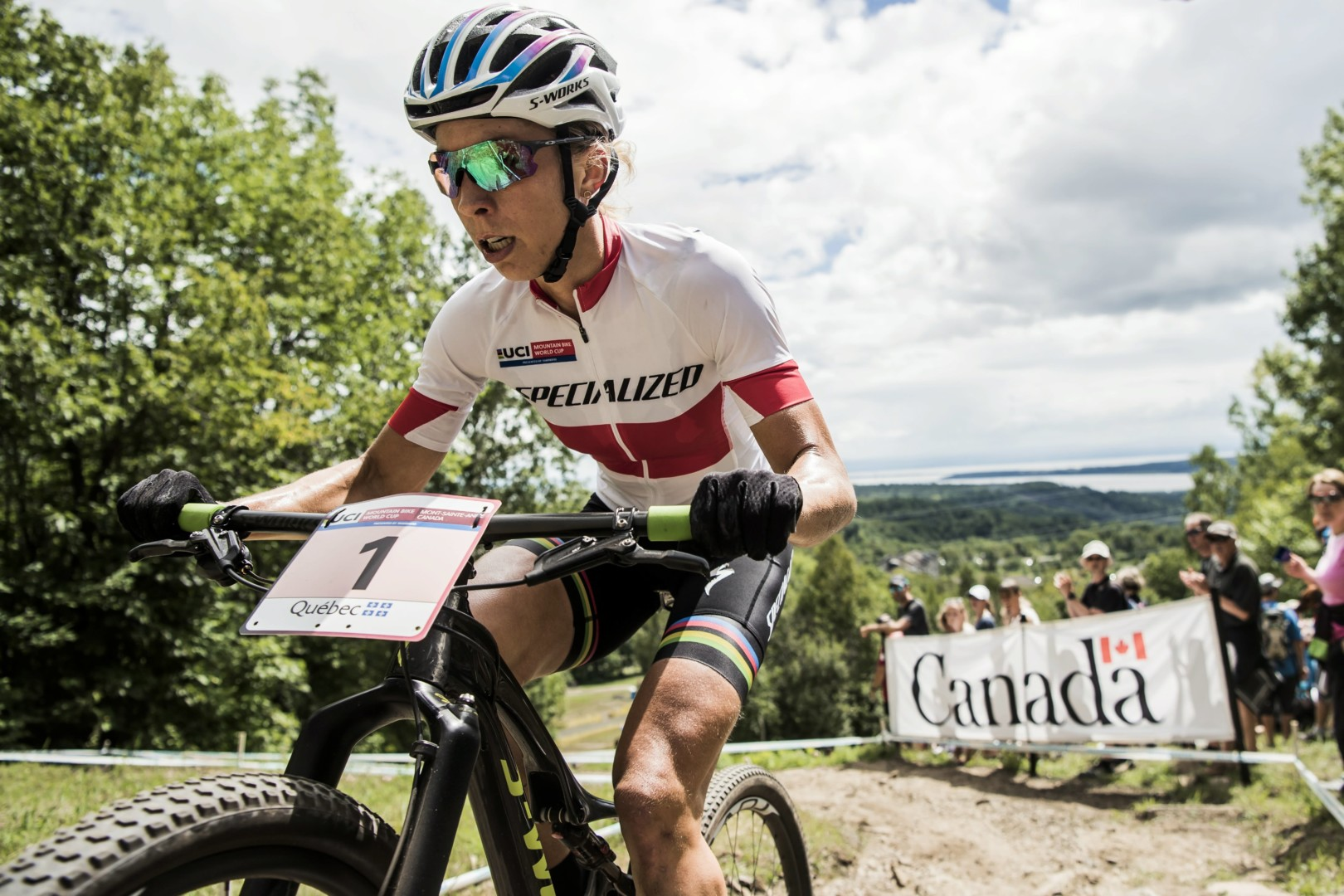 Annika Langvad UCI fot. Bartek Wolinski Red Bull Content Pool