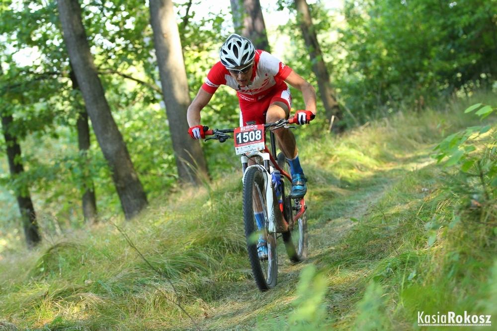 Dominik Grządziel (Romet Racing Team) – Bike Maraton, Jelenia Góra