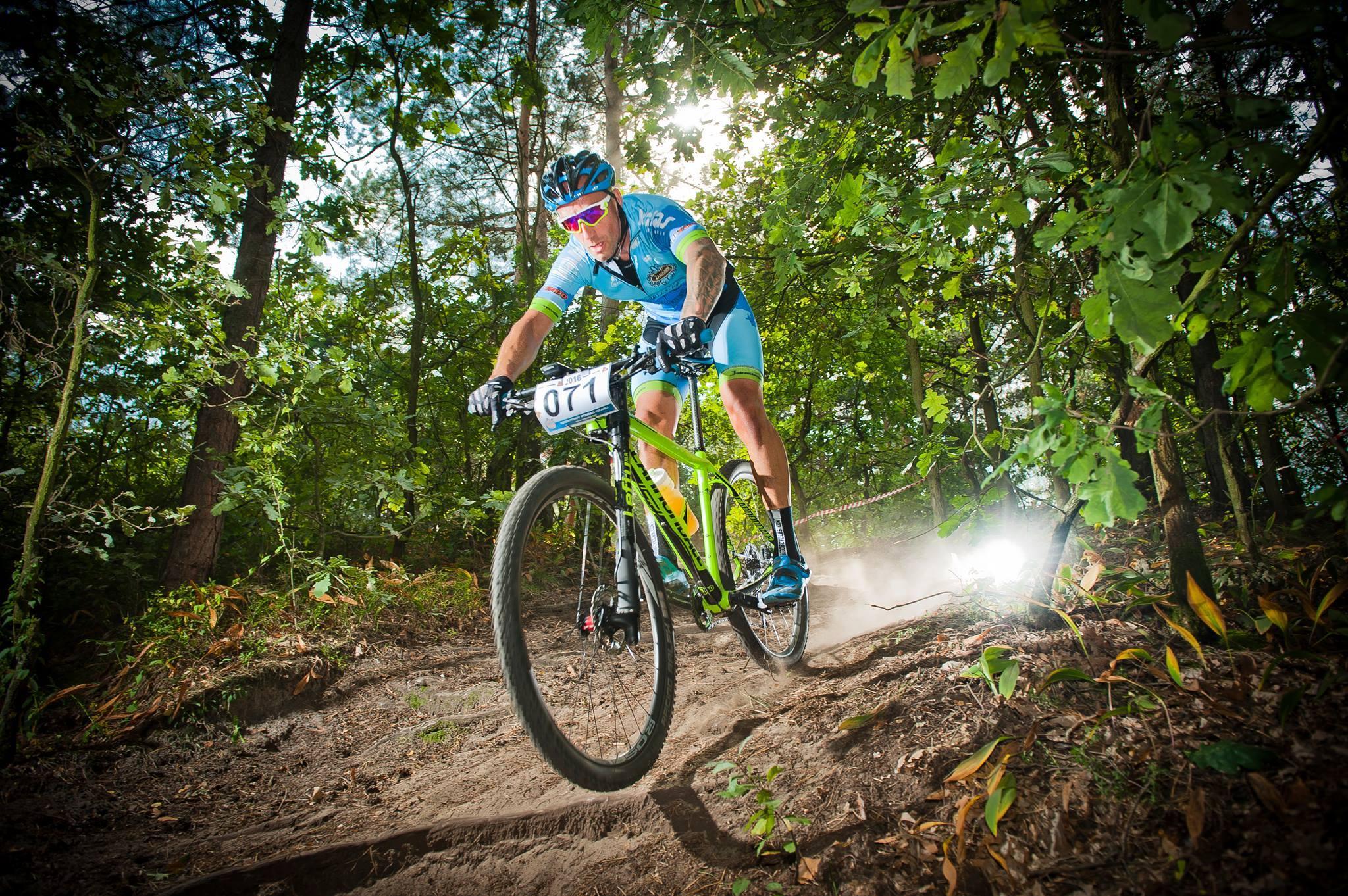 Jakub Wolcendorf (Jakoobcycles.com) – Puchar Mazowsza MTB XC, Kobyłka