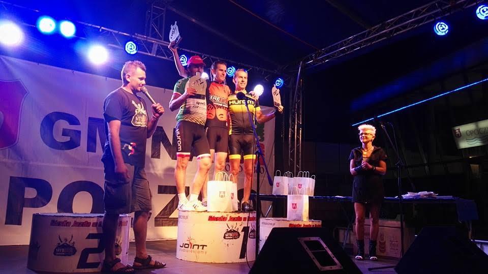 Michał Świderski (Trezado BikeTires.pl) – Nocny Eliminator MTB, Opoczno