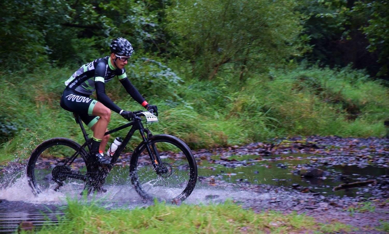 Sebastian Opoka (DMG MORI CYCLO TRENER TEAM) – MTB Cross Maraton, Masłów