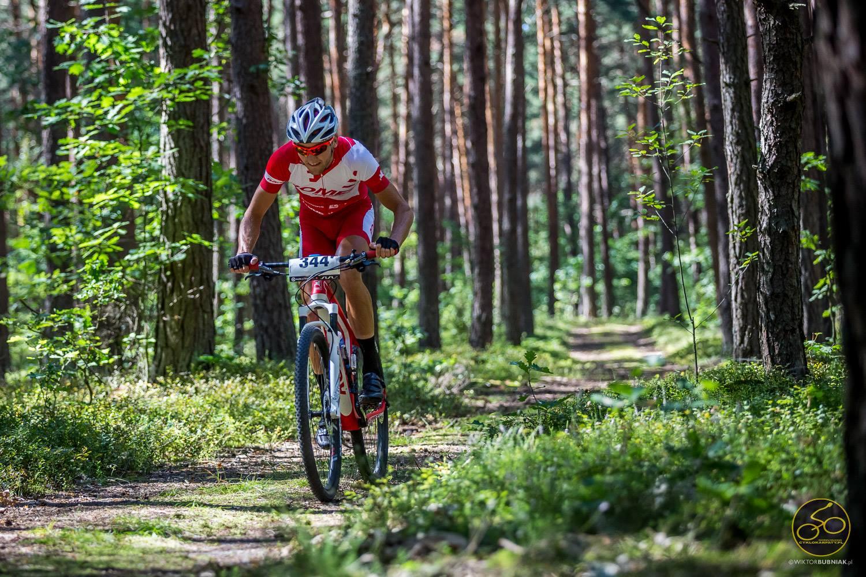 Bartosz Janowski (Romet MTB Team) – Cyklokarpaty, Pustków Osiedle