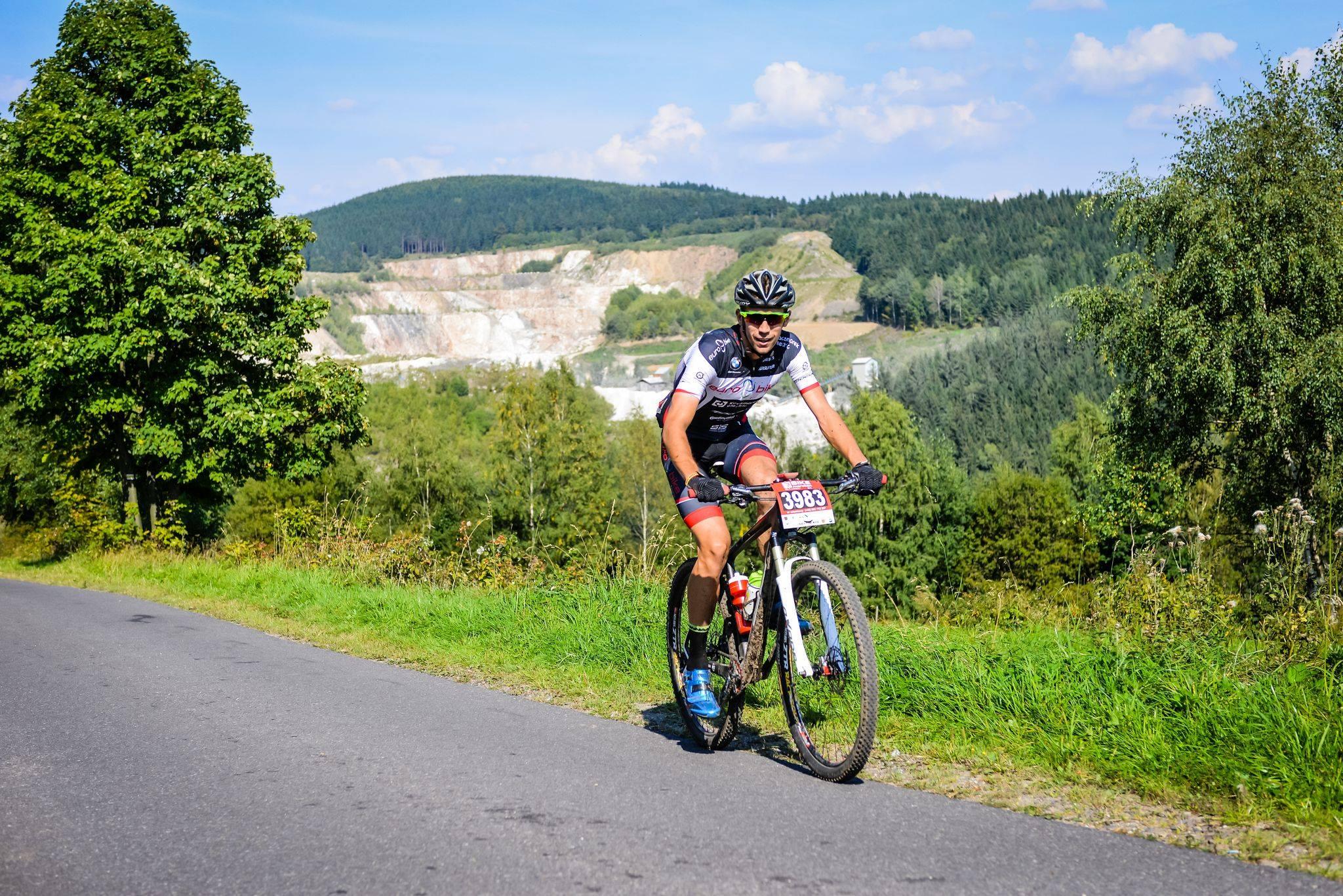 Bartosz Kołodziejczyk (Euro Bike Kaczmarek Electric Team) – Mistrzostwa Polski w Maratonie MTB, Jelenia Góra