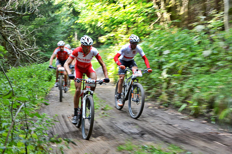 Bartosz Janowski (Romet Racing Team) – Bike Maraton, Ludwikowice Kłodzkie