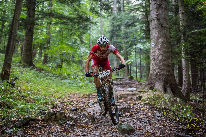 Dominik Grządziel (Romet MTB Team) – Cyklokarpaty, Szczawnica