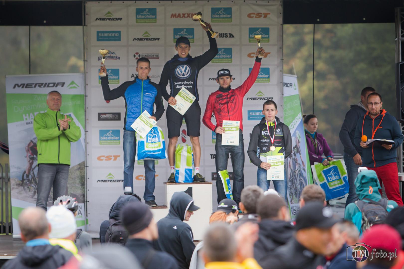 Michał Ficek (Volkswagen Samochody Użytkowe MTB Team) – Bike Atelier MTB Maraton, Gliwice