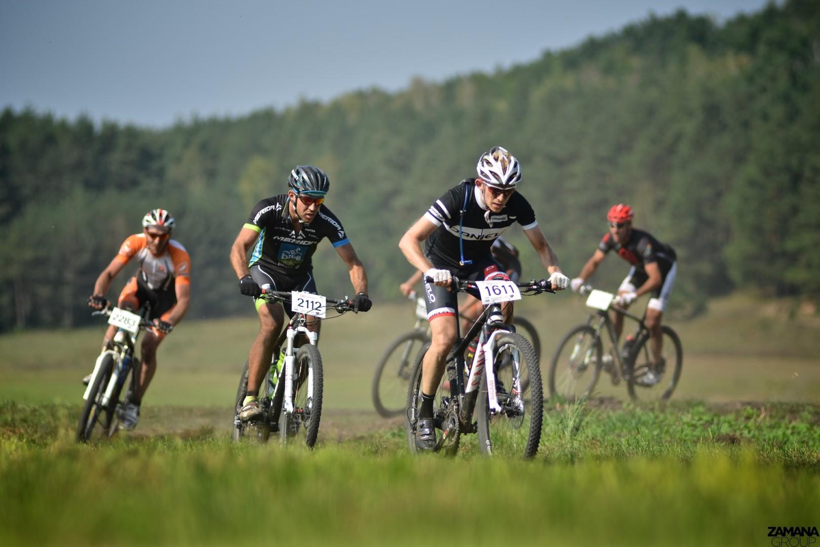 Cisowianka sponsorem tytularnym cyklów Mazovia MTB Marathon i Road Tour