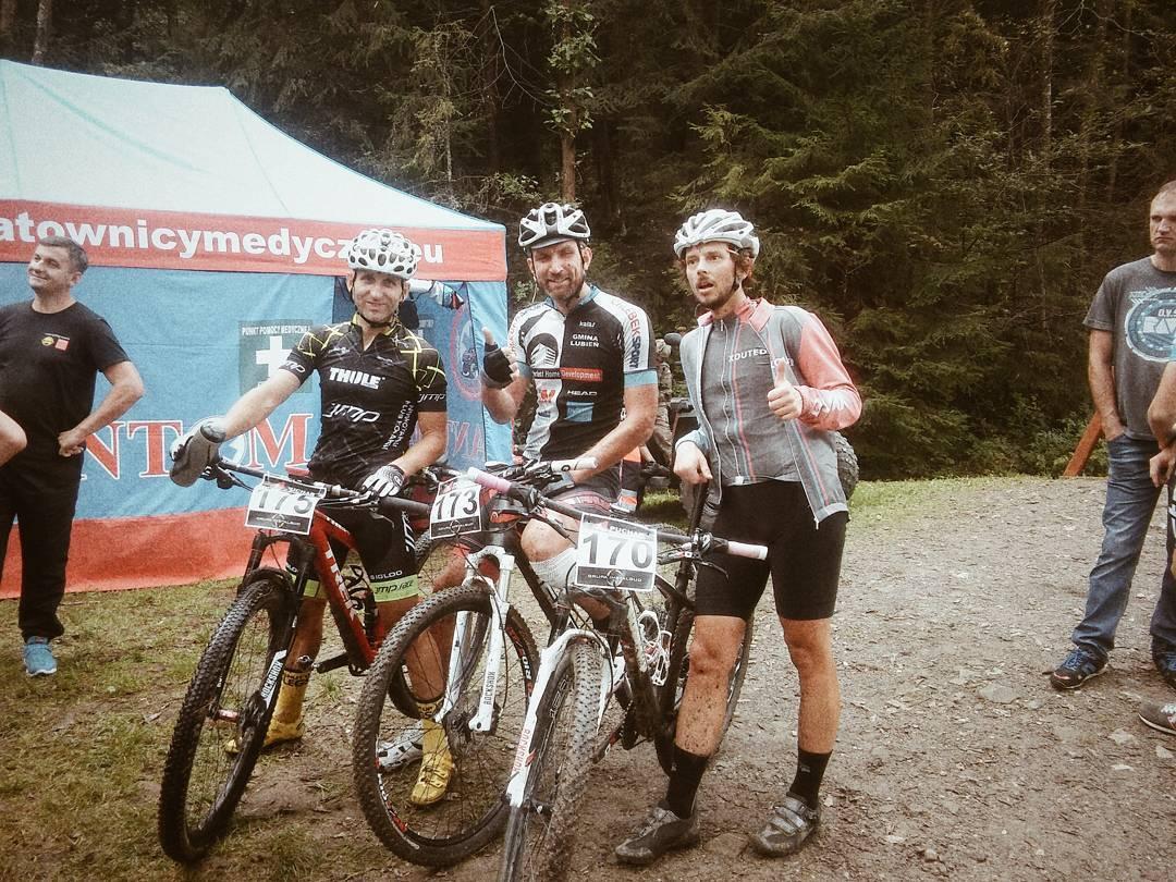 Marek Tyniec (XO Racing) – Puchar Szlaku Solnego, Rabka Zdrój