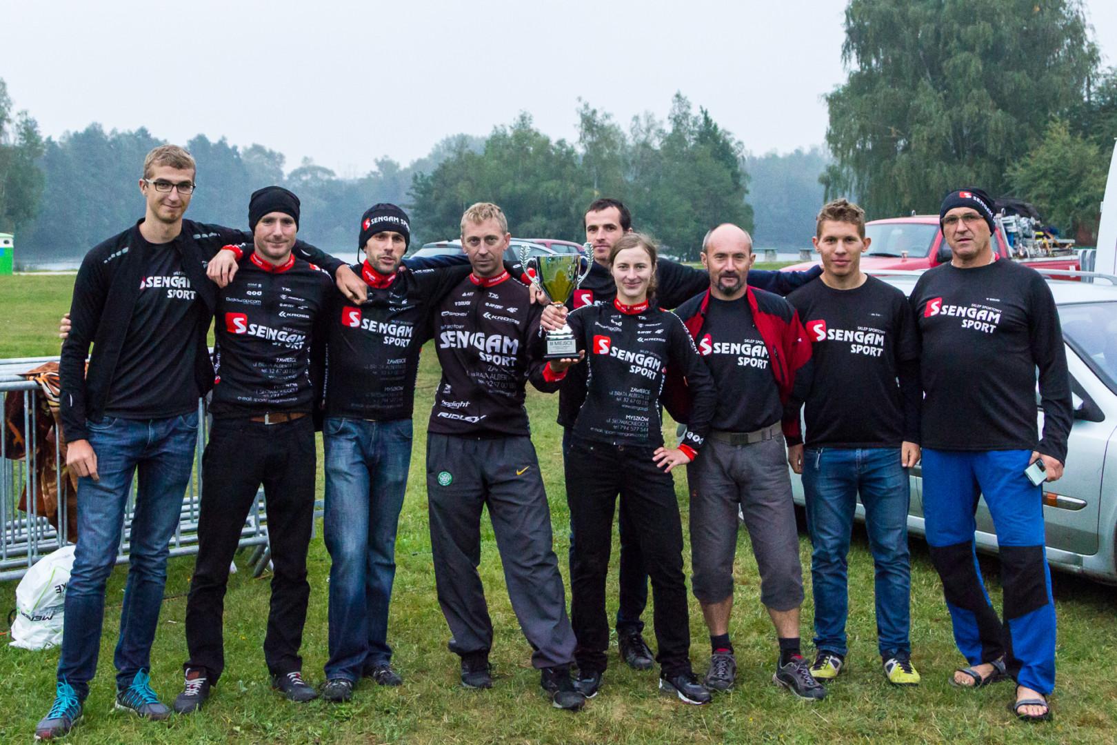 Anna Wajzer (Sengam Sport Racing Team) – Bike Atelier MTB Maraton, Gliwice