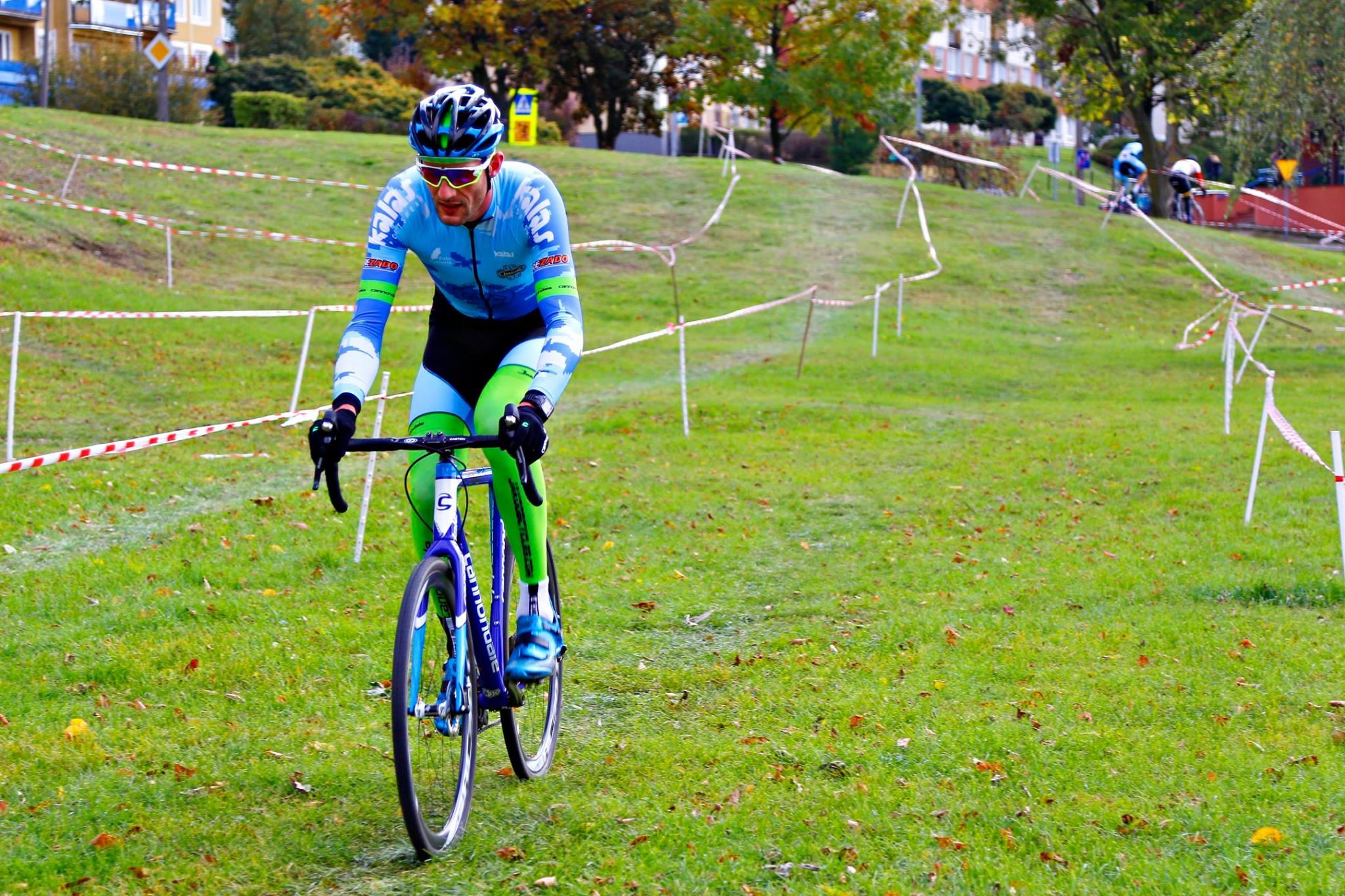 Jarosław Wolcendorf (Jakoobcycles.com) – PP CX, Ptaki / CX klasa B, Ełk