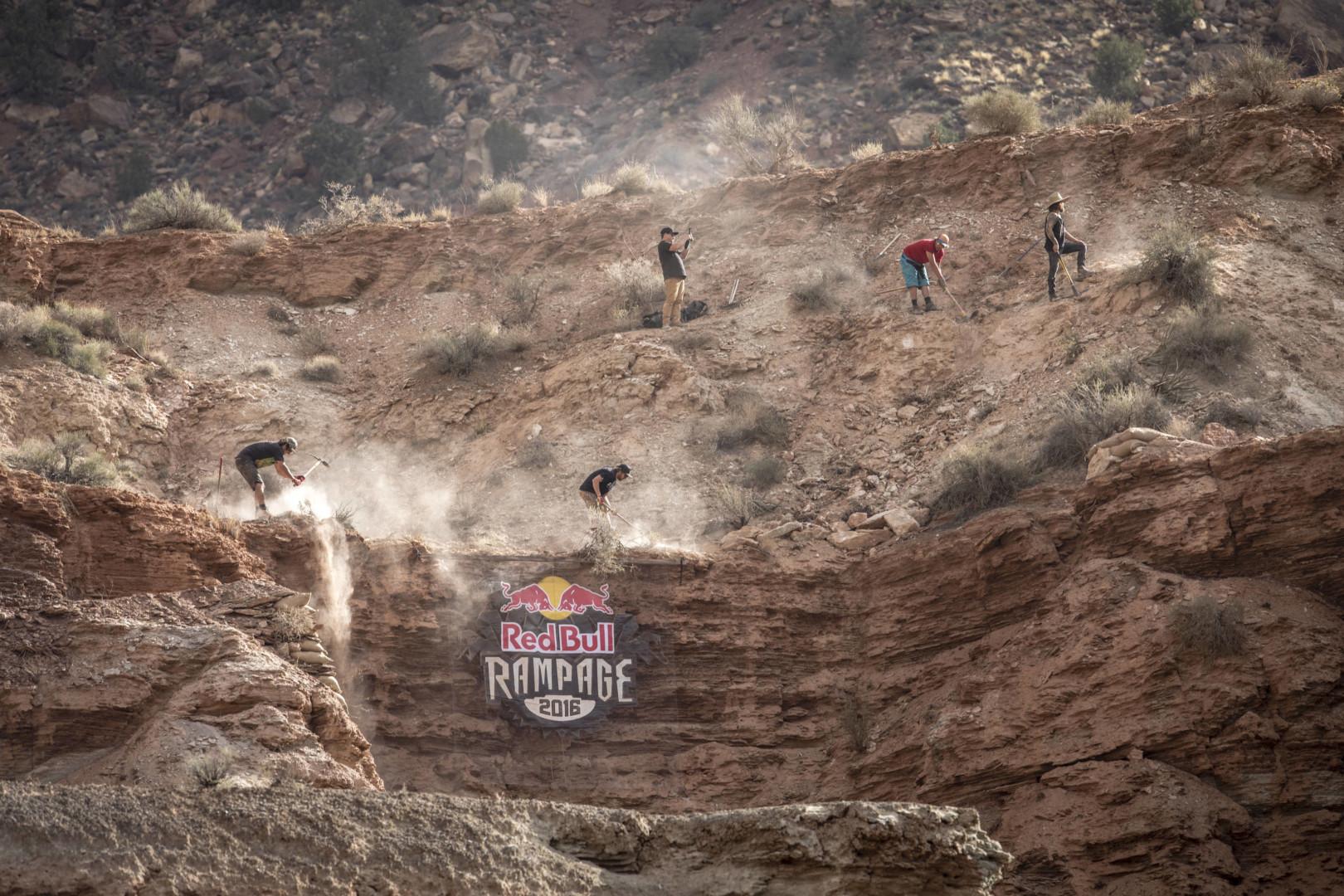 11. edycja Red Bull Rampage w nowej lokalizacji! [live]