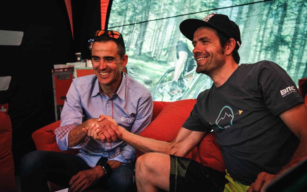 Julien Absalon przedłużył kontrakt z BMC Racing Team