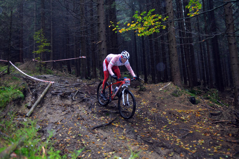 Bartosz Janowski (Romet Racing Team) – Bike Maraton, Świeradów Zdrój
