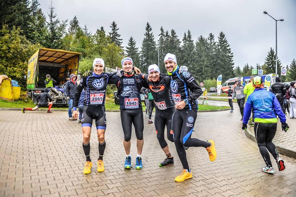 Michał Ficek (VW Samochody Użytkowe MTB Team) – Bike Maraton, Świeradów Zdrój (i coś ponadto)