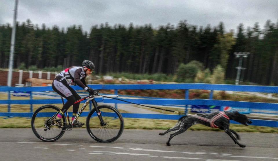 Relacja z Mistrzostw Europy w bikejoringu