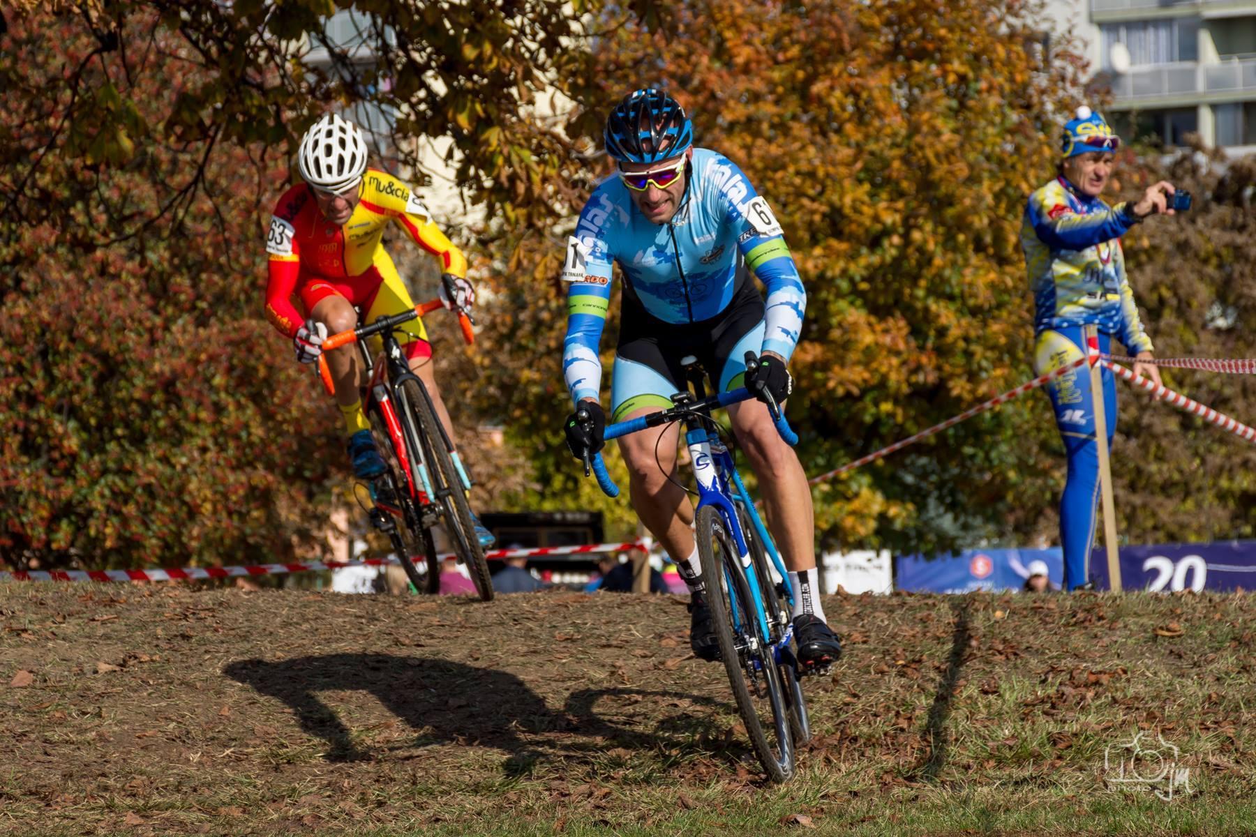 Jakub Wolcendorf (Jakoobcycles.com) – Mistrzostwa Europy Masters CX, Trnava