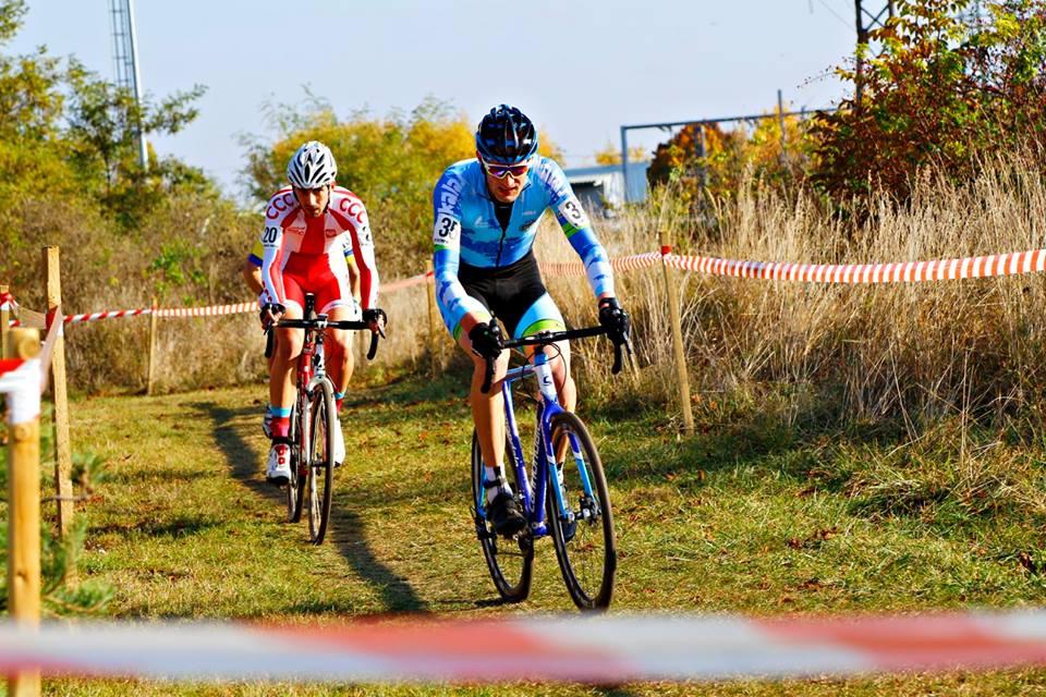 Jarosław Wolcendorf (Jakoobcycles.com) – Mistrzostwa Europy Masters CX, Trnava