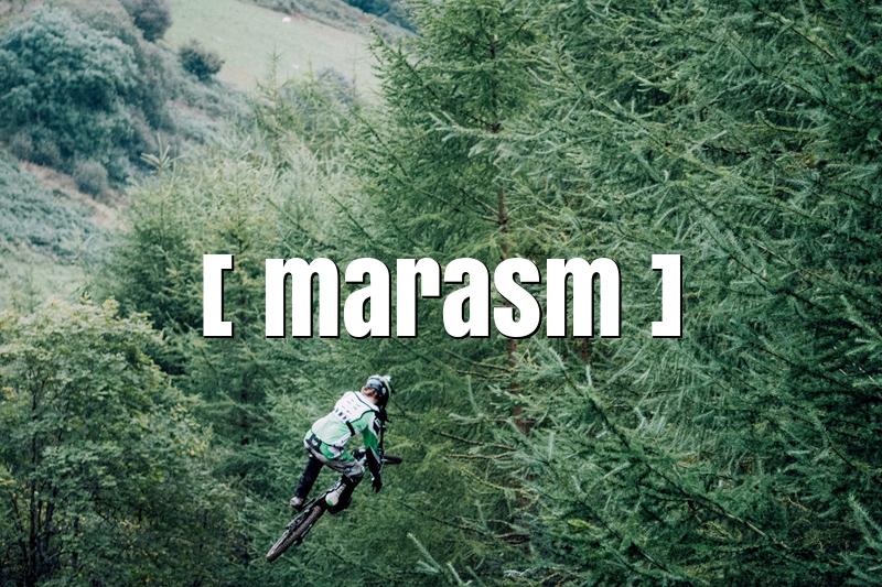 Słowo na piątek: marazm