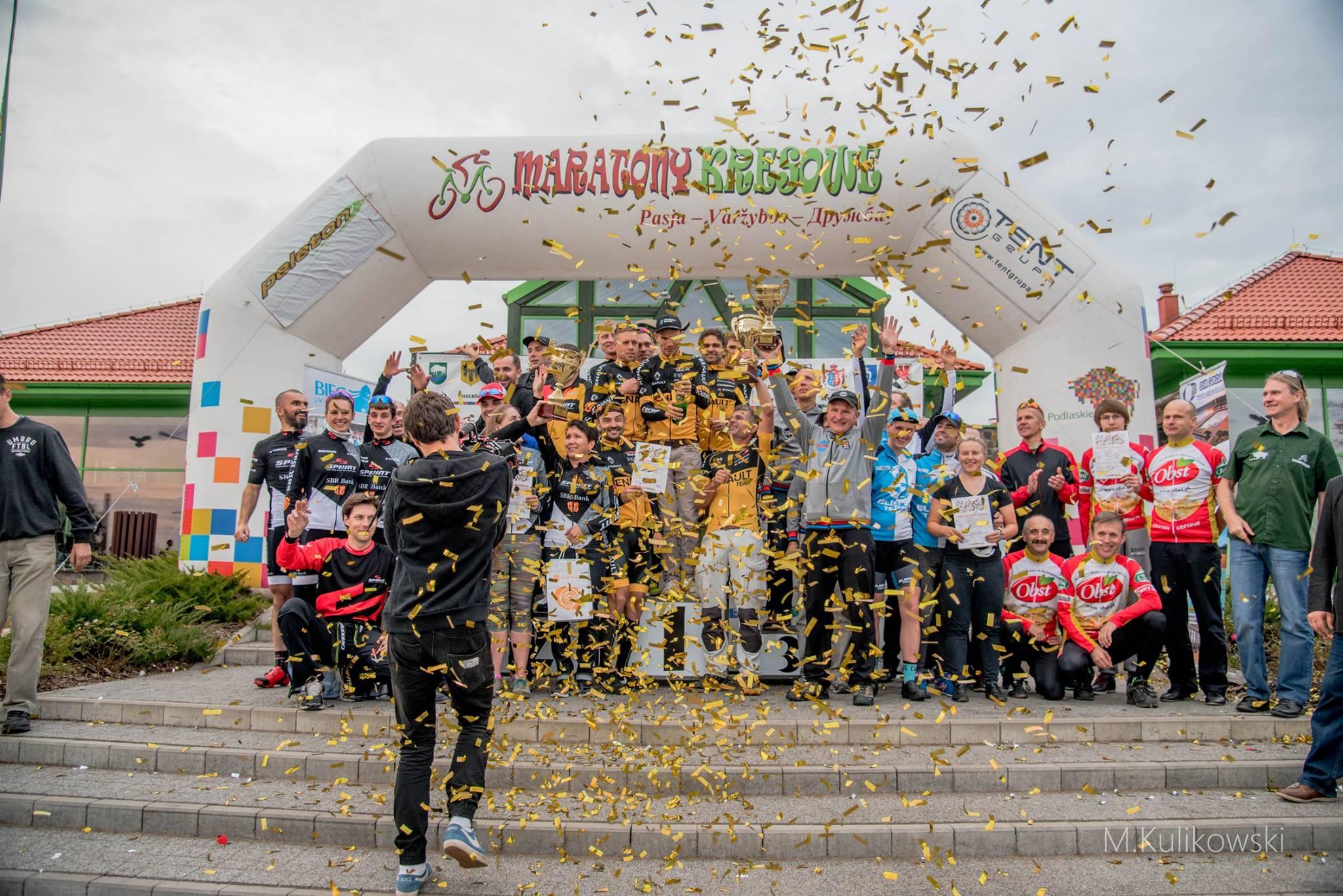 Maratony Kresowe zakończyły sezon w Gołdapi
