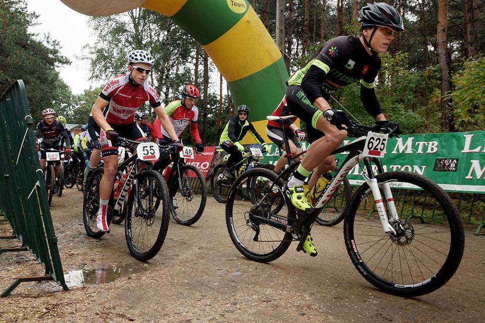 Mateusz Rejch (SST Lubcza) – Legia MTB Maraton, Wesoła