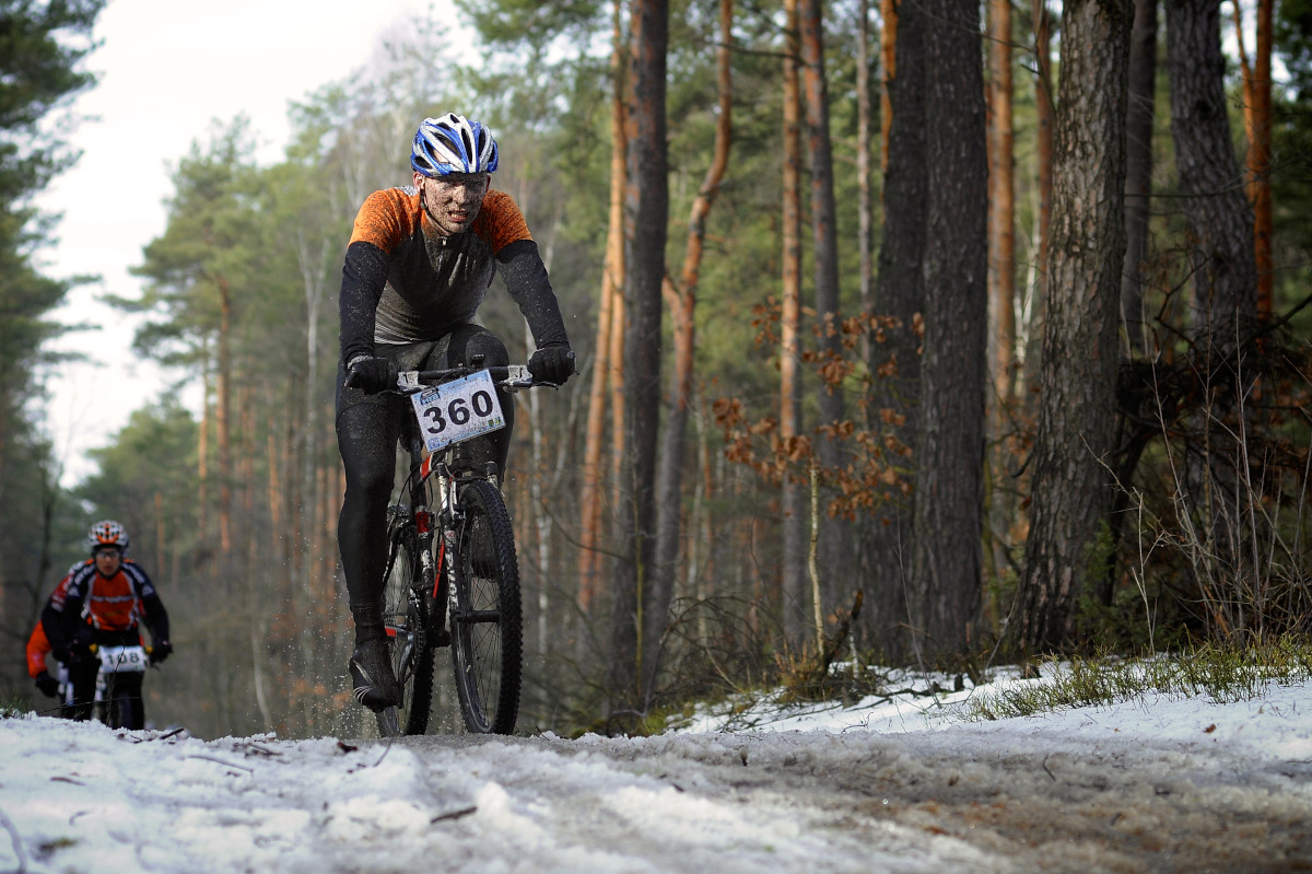 Zimowy cykl maratonów Northtec MTB Zimą 2017