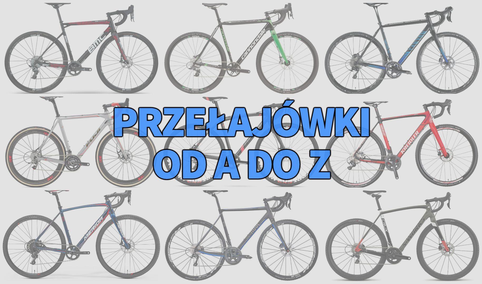 Przełajówki – przegląd rynku [2016/2017]