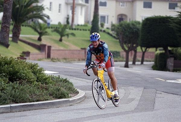 Licytacja niesamowitej kolekcji rowerów Robina Williamsa